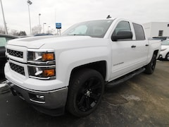 Used 2015 Chevrolet Silverado 1500 LT Truck Crew Cab T8668A in Webster, NY