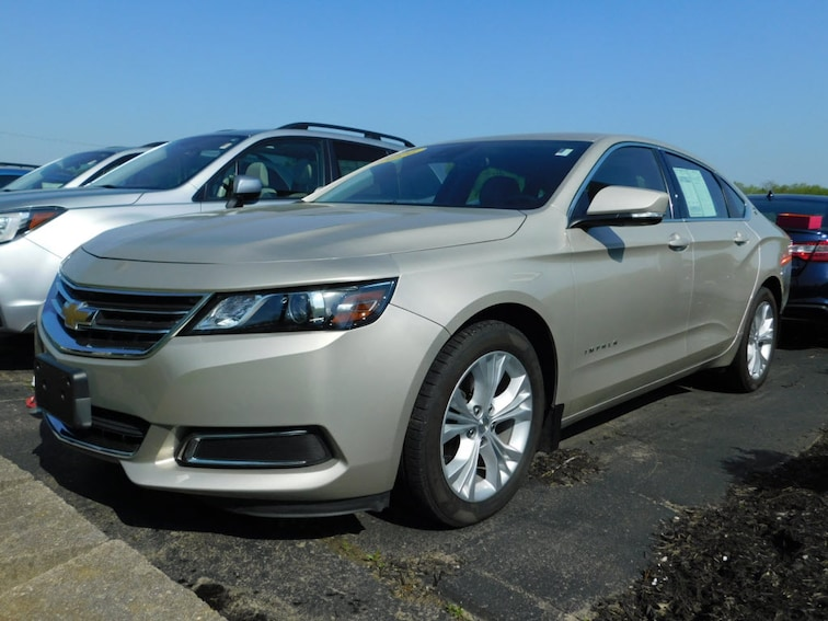 Used 2014 Chevrolet Impala 2LT Sedan Webster, NY