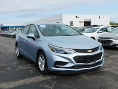Used 2017 Chevrolet Cruze LT Auto Sedan T8979A in Webster, NY