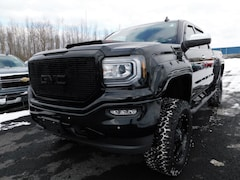 Used 2017 GMC Sierra 1500 SLT Truck Crew Cab T8144A in Webster, NY