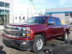 Used 2014 Chevrolet Silverado 1500 LT Truck Crew Cab T8532A in Webster, NY