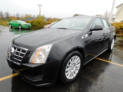 Used 2013 CADILLAC CTS Luxury AWD Sedan T8351A in Webster, NY