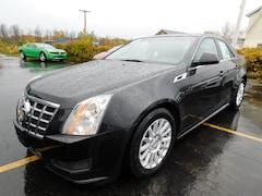 2013 CADILLAC CTS Luxury AWD Sedan