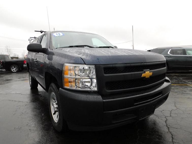Used 2012 Chevrolet Silverado 1500 Work Truck Truck Regular Cab Webster, NY