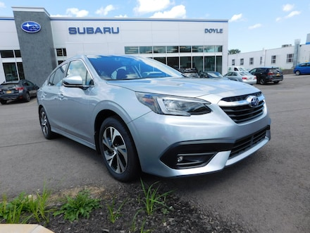 Featured Used 2020 Subaru Legacy Premium Sedan for Sale in Webster, NY