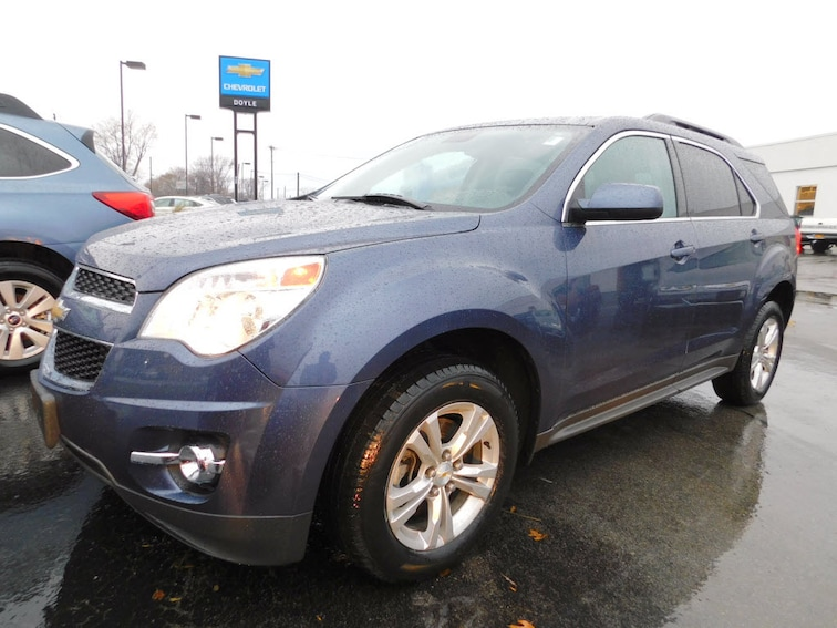 Used 2013 Chevrolet Equinox 2LT SUV Webster, NY