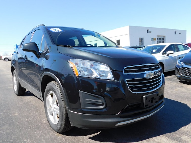 Used 2016 Chevrolet Trax LT SUV Webster, NY