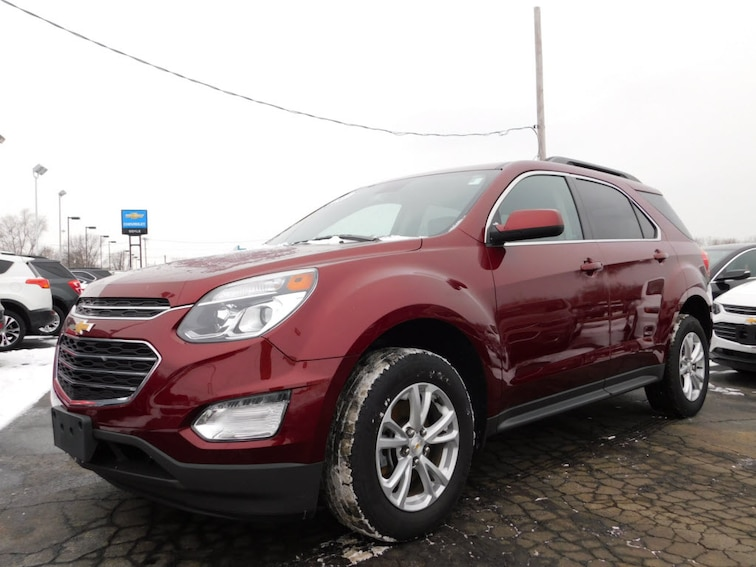 Used 2016 Chevrolet Equinox LT SUV Webster, NY