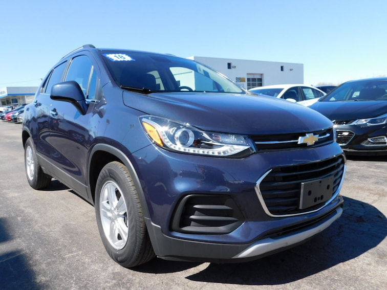 Used 2018 Chevrolet Trax LT SUV Webster, NY