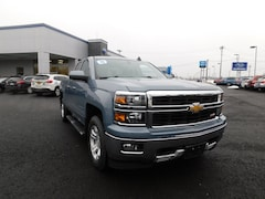 Used 2015 Chevrolet Silverado 1500 LT Truck Double Cab T8756A in Webster, NY