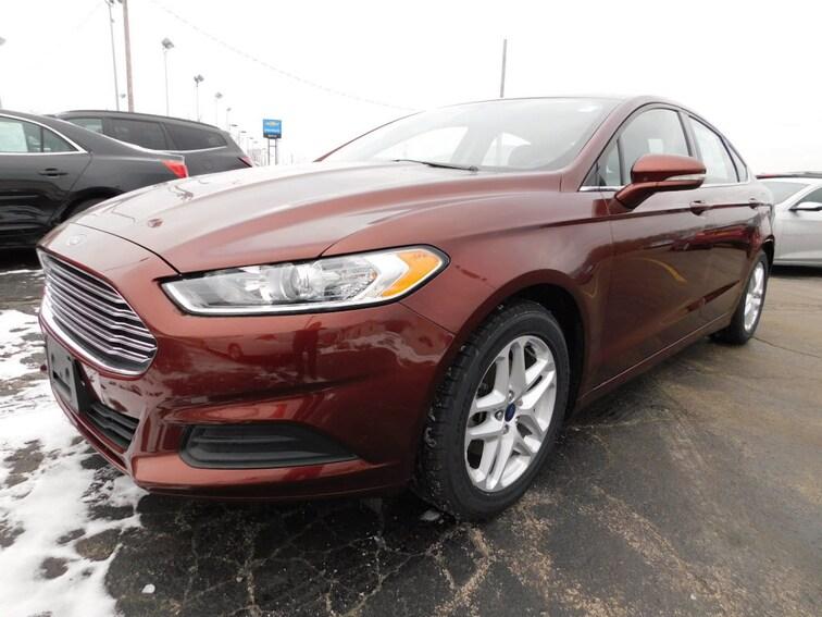 Used 2016 Ford Fusion SE Sedan Webster, NY