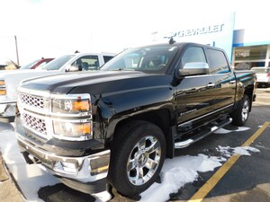 Used 2015 Chevrolet Silverado 1500 For Sale in Webster NY