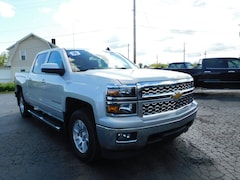 Used 2015 Chevrolet Silverado 1500 LT Truck Crew Cab T8592A in Webster, NY