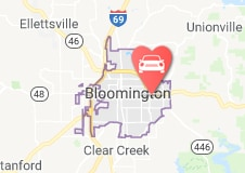 Bloomington Indiana Used Car Delivery