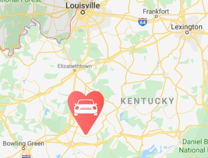 Indianapolis Indiana Used Car Delivery