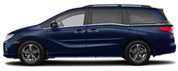 Minivans for sale near Bloomington Indiana