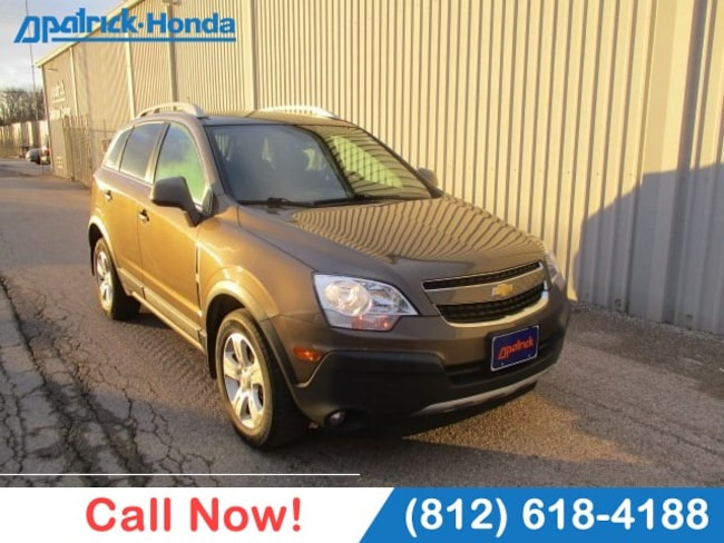 2014 Chevrolet Captiva Sport LS SUV