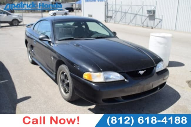 1998 Ford Mustang V6 Coupe