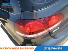2012 Volkswagen GTI 2-Door Hatchback