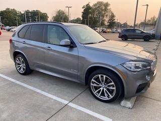 2015 BMW X5 xDrive50i 4D Sport Utility