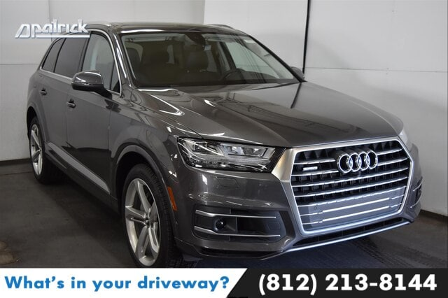 New Audi Q7 For Sale Evansville | Q7 Prices, Photos, Deals