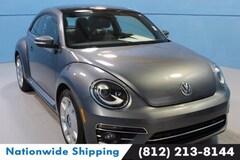 2019 Volkswagen Beetle 2.0T SE Hatchback 3VWJD7AT2KM709892