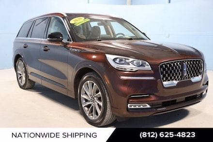 2020 Lincoln Aviator Grand Touring 4D Sport Utility