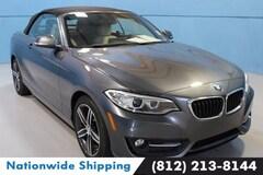 2017 BMW 2 Series 230i xDrive 2D Convertible
