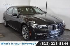 2019 BMW 740i xDrive Sedan