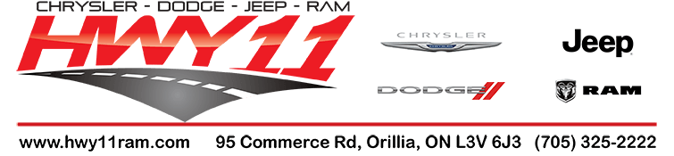 HWY 11 Chrysler Dodge Jeep Ram - Plaza Auto Group in Ontario