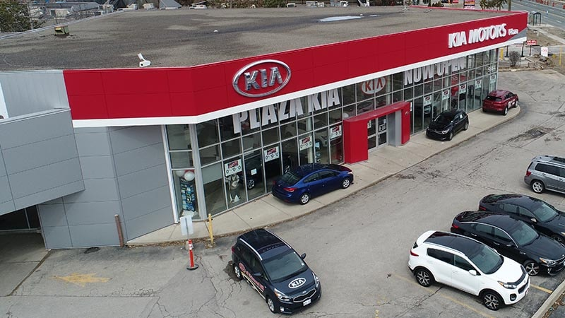 Plaza Kia - Plaza Auto Group in Ontario