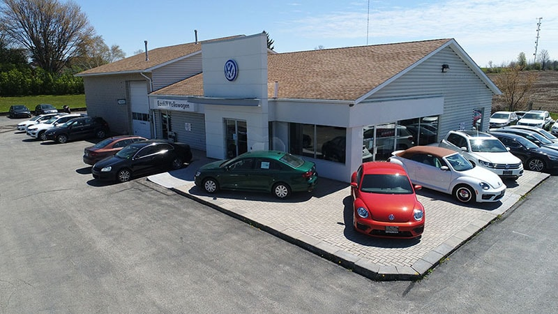Easthill Volkswagen - Plaza Auto Group