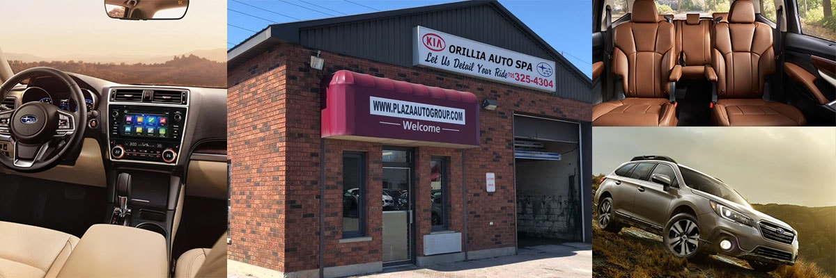 Orillia Auto Spa - Plaza Auto Group in Ontario