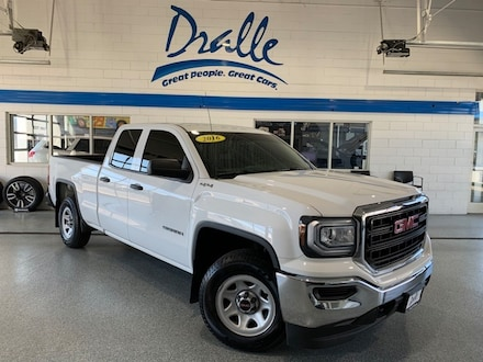 2016 GMC Sierra 1500 Base Truck