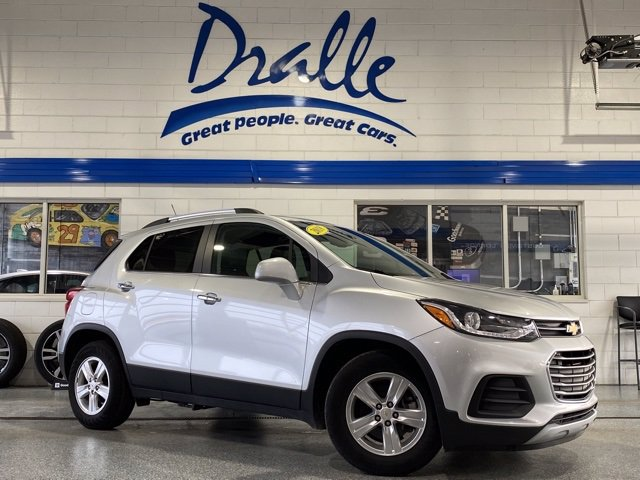 Used Chevrolet Trax Peotone Il