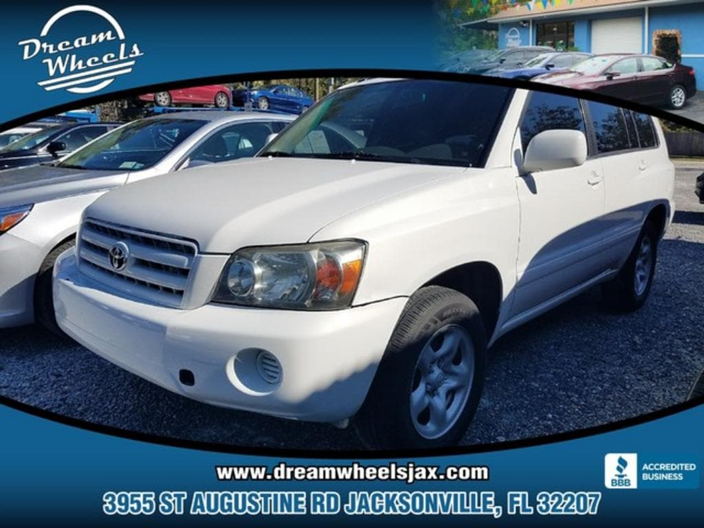2006 Toyota Highlander Base SUV