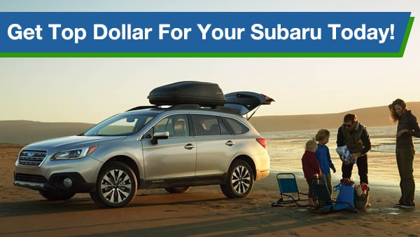 Dreyer Reinbold Subaru >> Sell Us Your Subaru | Dreyer & Reinbold Subaru