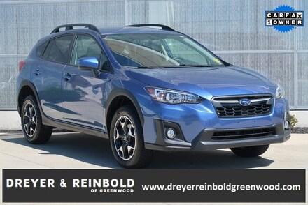 Featured Used 2019 Subaru Crosstrek 2.0i Premium SUV for sale in Greenwood, IN