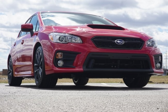 New 2019 Subaru WRX Premium (M6) Sedan Near Indianapolis