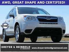 2016 Subaru Forester 2.5i Premium SUV for sale in Greenwood, near Indianapolis
