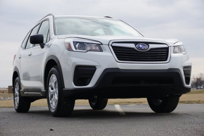 New 2019 Subaru Forester Standard SUV Near Indianapolis