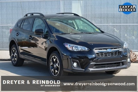 Featured Used 2018 Subaru Crosstrek 2.0i Premium with SUV for sale in Greenwood, IN