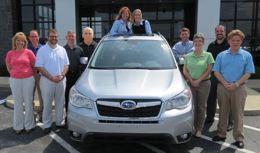 Dreyer & Reinbold Greenwood | New Subaru dealership in ...