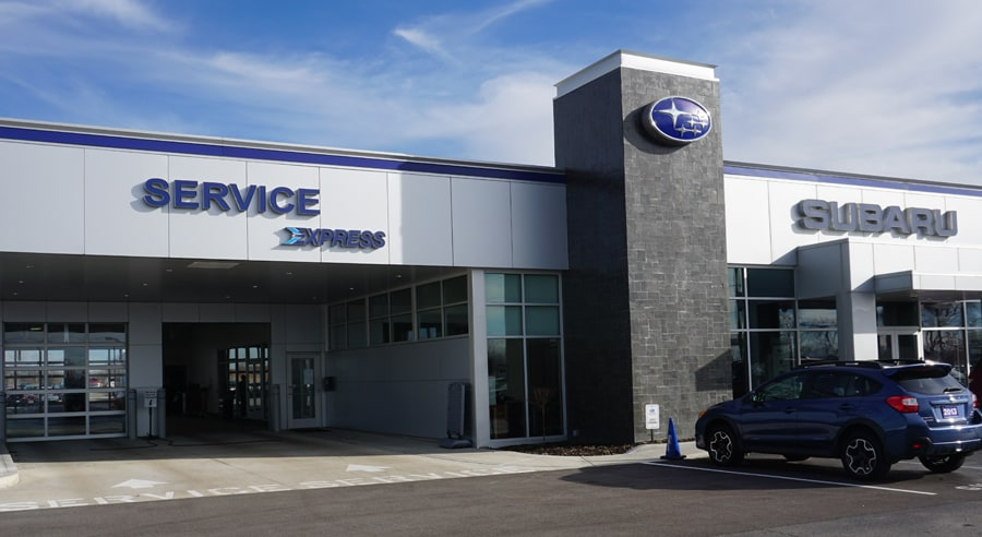 Subaru Dealership Near Indianapolis In Dreyer Reinbold Subaru