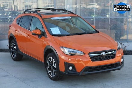 Featured Used 2019 Subaru Crosstrek 2.0i Limited SUV for sale in Greenwood, IN
