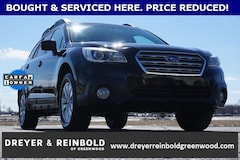 2015 Subaru Outback 2.5i Premium w/ Moonroof/Power Rear Gate SUV for sale in Greenwood, near Indianapolis