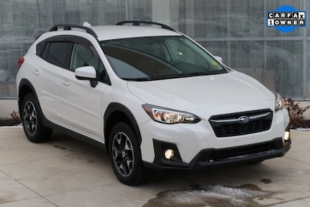 Featured Used 2018 Subaru Crosstrek 2.0i Premium with Starlink SUV for sale in Greenwood, IN