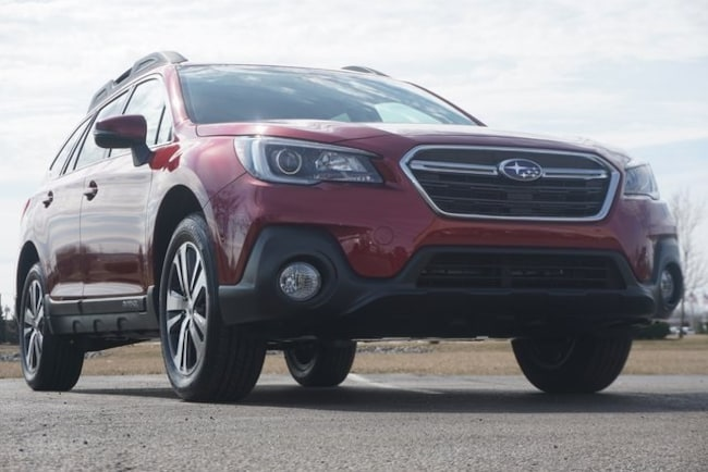 New 2019 Subaru Outback 2.5i Limited SUV Near Indianapolis