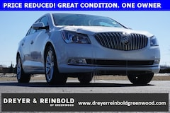 2015 Buick LaCrosse Leather Sedan for sale in Greenwood, near Indianapolis