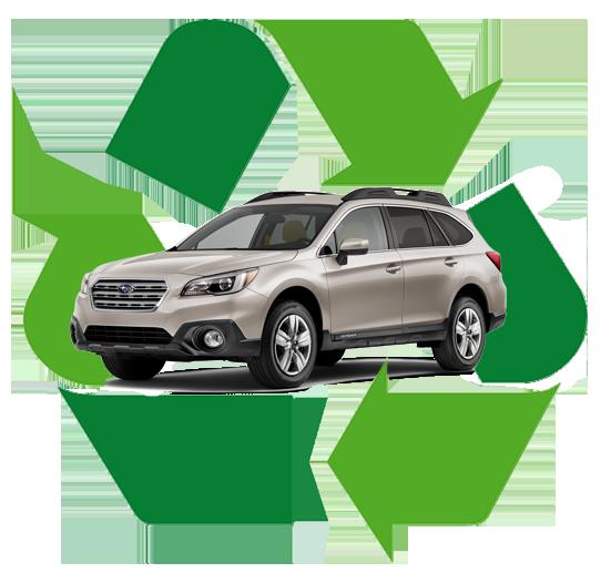 Dreyer Reinbold Subaru >> Subaru Recycling Efforts In Greenwood In Dreyer